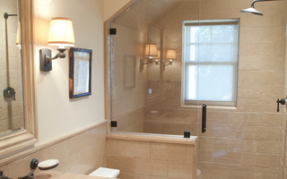 Shelley Gordon Interior Design - Bath , bathroom design with mckenziegray