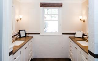 Shelley Gordon Interior Design - Bath , bathroom design with mckenziegray