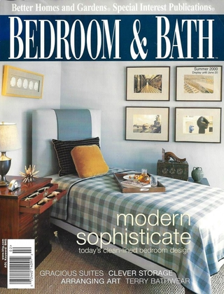 Bedroom and Bath Magazine - Shelly Gordon Interior Design bedroom
