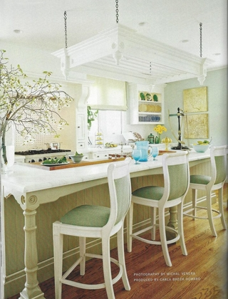 Shelley Gordon Interior Design - Traditional Home Magazine