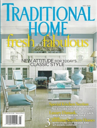 Shelley Gordon Interior Design - Traditional Home Magazine